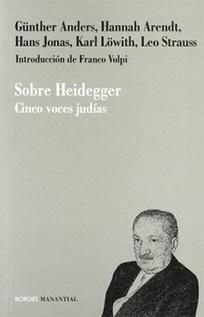 SOBRE HEIDEGGER