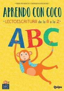 APRENDO CON COCO - LECTOESCRITURA DE LA A LA Z