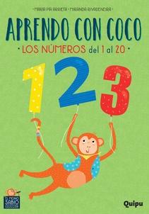 APRENDO CON COCO - LOS NUMEROS DEL 1 AL 20