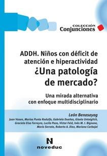ADDH, NIÑOS CON DÉFICIT DE ATENCIÓN E HIPERACTIVIDAD