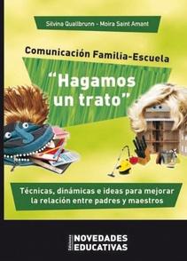 HAGAMOS UN TRATO -COMUNICACION FAMILIA-ESCUELA