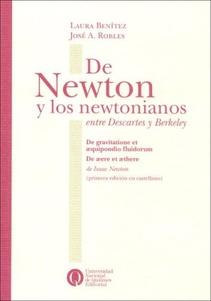 DE NEWTON A LOS NEWTONIANOS: ENTRE DESCARTES Y BERKELEY