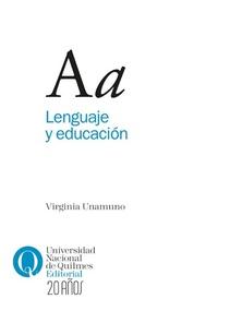 LENGUAJE Y EDUCACION