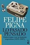 LO PASADO PENSADO (BOL)