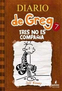DIARIO DE GREG 7 TRES NO ES COMPAÑIA TB