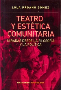 TEATRO Y ESTÉTICA COMUNITARIA