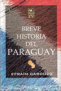 BREVE HISTORIA DEL PARAGUAY 5TA. ED. 2015