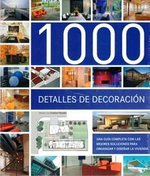 1000 DETALLES DE DECORACION