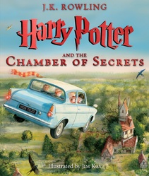 HARRY POTTER AND THE CHAMBER OF SECRETS - ILUSTRADO