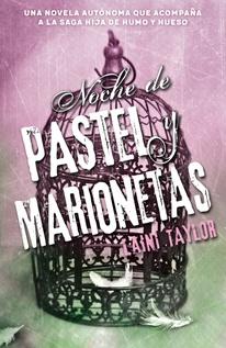 NOCHE DE PASTEL Y MARIONETAS