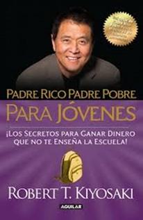PADRE RICO PADRE POBRE PARA JOVENES - GRANDE