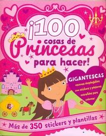 100 COSAS DE PRINCESA