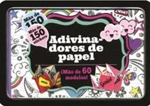 ADIVINADORES DE PAPEL