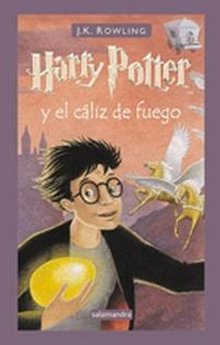 HARRY POTTER 4 Y EL CALIZ DE FUEGO TD