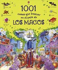 1001 COSAS QUE BUSCAR EN EL PAIS D MAGOS
