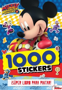 1000 STICKERS MICKEY
