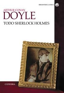 ARTHUR CONAN DOYLE - TODO SHERLOCK HOLMES