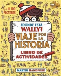 DONDE ESTA WALLY VIAJE POR EL ESPACIO