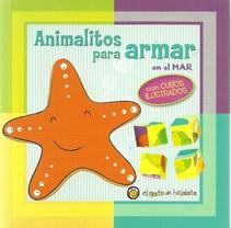ANIMALITOS PARA ARMAR EN EL MAR