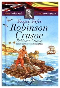 ROBINSON CRUSOE ESPAÑOL-INGLES