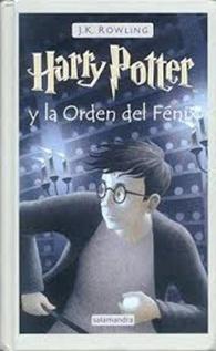 HARRY POTTER 5 Y LA ORDEN DEL FENIX TD