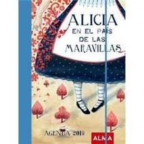 AGENDA 2019 - ALICIA EN EL PAIS DE LAS MARAVILLAS