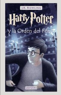 HARRY POTTER Y LA ORDEN DEL FENIX 5 td
