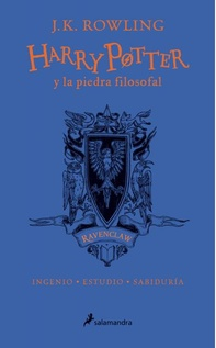 HARRY POTTER Y LA PIEDRA FILOSOFAL TD LILA