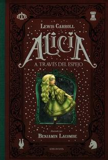 ALCIA A TRAVES DEL ESPEJO