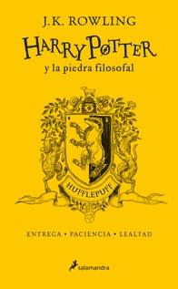 HARRY POTTER Y LA PIEDRA FILOSOFAL TD AMARILLO