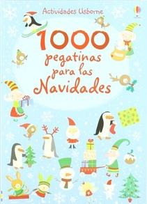 1000 PEGATINAS PARA NAVIDADES