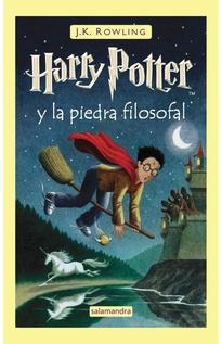 HARRY POTTER Y LA PIEDRA FILOSOFAL 1 TD