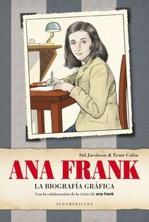 ANA FRANK ILUSTRADO