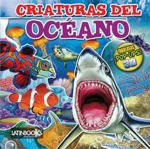 CRIATURAS DEL OCEANO - POP-UPS 3D