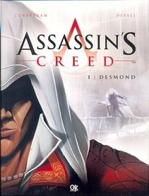 ASSASIN CREED 1 DESMOND (COMIC)