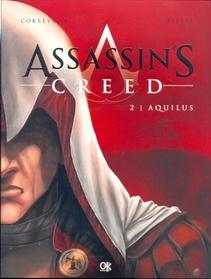 ASSASINS CREED 2 AQUILUS (COMIC)