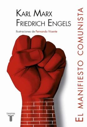 Tapa del libro MANIFIESTO COMUNISTA, EL (ILUSTRADO)