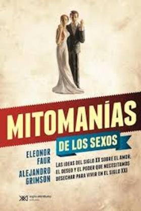 Tapa del libro MITOMANÍAS DE LOS SEXOS