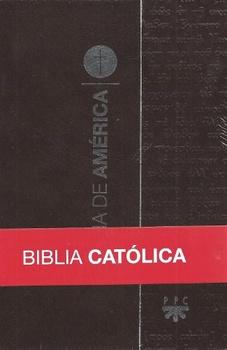 BIBLIA DE AMERICA POPULAR MARRON