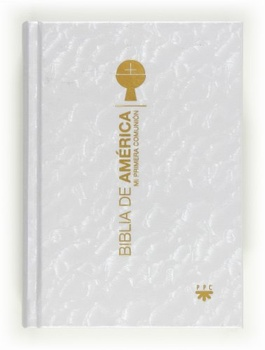 BIBLIA DE AMERICA MI PRIMERA COMUNION