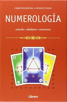 NUMEROLOGIA (CAJA LIBRO + CARTAS)