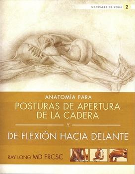 ANATOMIA PARA POSTURAS DE APERTURA DE LA CADERA Y DE FLEXION HACIA ADELANTE