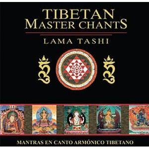 TIBETAN MASTER CHANTS - 1040