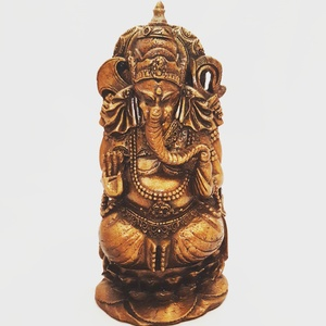 Ganesha antique bronce