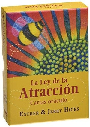 LEY DE LA ATRACCION CARTAS ORACULO