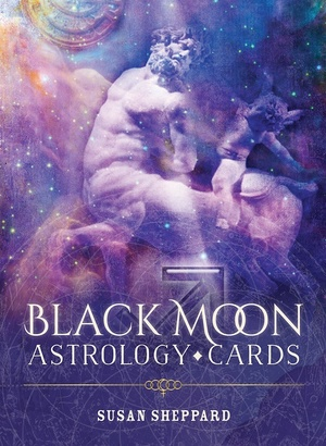 BLACK MOON ASTROLOGY CARDS (INGLES)