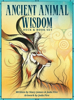 ANCIENT ANIMAL WISDOM ORACLE USGAMES ( INGLES)