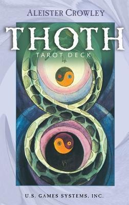 ALEISTER CROWLEY THOTH USGAMES ( INGLES)