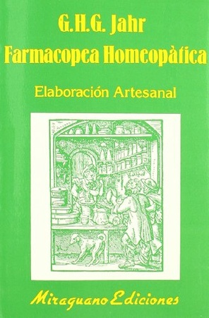 FARMACOPEA HOMEOPATICA