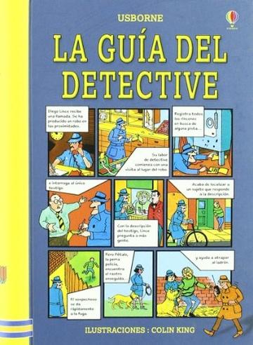 LA GUIA DEL DETECTIVE
